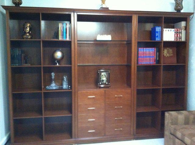 Muebles finos madera for Closets finos madera